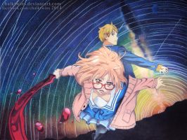 Beyond the Boundary by ChalkTwins