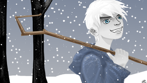 Rise of the Guardians: Jack Frost by Shiila
