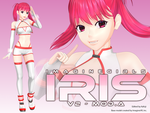 ImagineGirls Iris V2 - mod.A2 (Free download) by kafuji