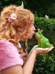 The Frog Prince 70 by MarjoleinART-Stock