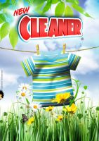 NEW CLEANER by mohamedsaleh