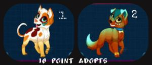 Point Adopt Collage #4 by Niyra