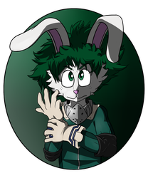 [FanArt] Izuku Midoriya by Haunted-Lockets