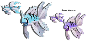 Mythale form Goldeen and Seaking