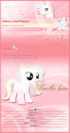 Vanilla bean journal skin by DBluver