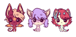: adopt batch 2 : PENDING 1/3 by weevil-adopts