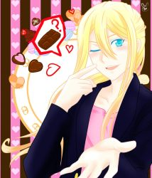 The Royal Tutor Valentine's Day by Aki52Usagi
