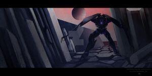 Soundwave by Tenebres-for