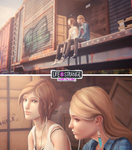 Life is Strange: Before the Storm by Baka-chanLove