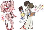 LOVEY DOVEY MUMMY ADOPT OPEN! by sorrysap