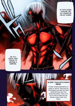 Rosario Vampire 2 Chapter 41 by Relotixke