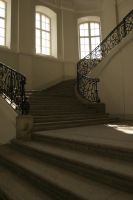 Stairs 2 by almudena-stock