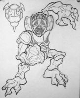 Lavos Core Pencils by MikePHearn