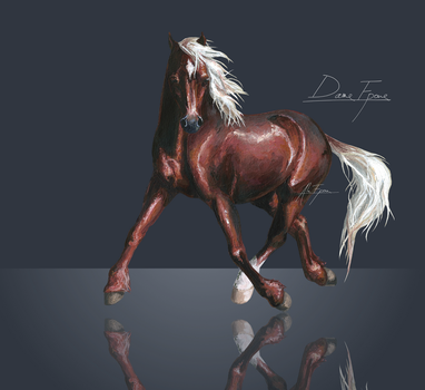 1) Dame Epone by Fan2sushis