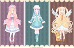 REVERIE DOLL: Doll House III [OPEN] by QueenofReveries