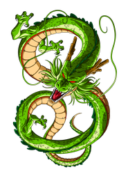 Shenron by orco05