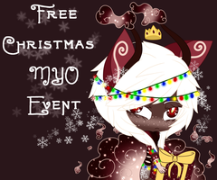 [VaniWisps]Free Christmas MYO Event[CLOSED] by TheStevieBoy