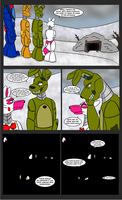 Spring-trapped #58 - Miner Problems by RuneVix