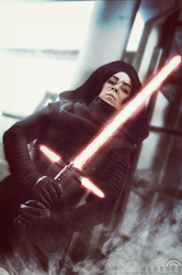 Kylo Ren by F-elicia