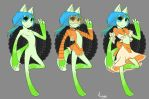 Thi outfits by Lirony-Quillaim