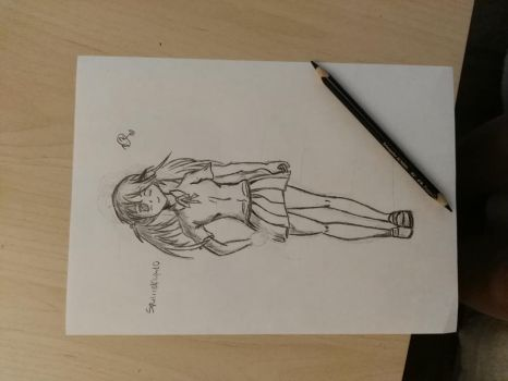 manga (not finished) by Squirrelflight0
