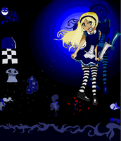 An Alice Has Their Flaws by animelver123