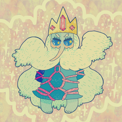 ice king shibari by kicksatanout
