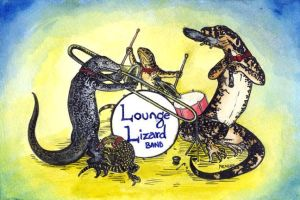 The Monitor Lizard Band by gpalmer