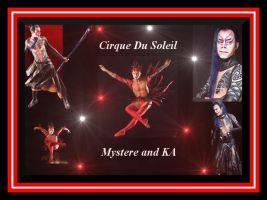 really quick Cirque Du Soleil by Miasmahex-Vicious
