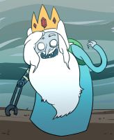 Finn the Ice King by Fishmas