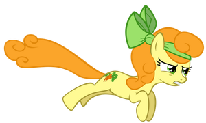 Carrot Top Jumping by Ironfruit