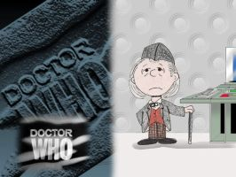 First Doctor Wallpaper by Carthoris