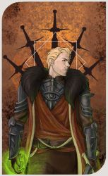 Cullen Rutherford: Inquisitor by kurisudan