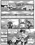 Commission: Mythology Issue 1 Page 5 by Trinityinyang