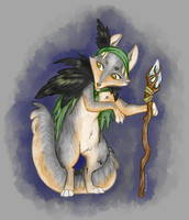 August Creature Exchange - phoenut by syrcaid