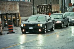 A Challenger On Jarvis by Neville6000