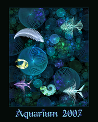 Fractal Aquarium 2007 by baba49