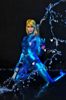 Samus Aran 5 by neko-tin