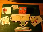 Cubecraft Dr Zoidberg step1 by ValecHax