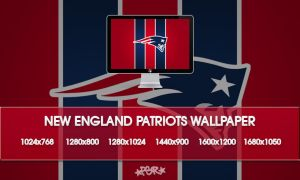 New England Patriots Wallpaper by pasar3