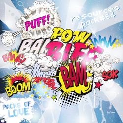 Boom Png Pack by IremAkbas