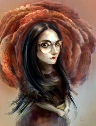Agda the Librarian by Daywish