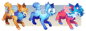 [Short Auction] :: I'm Blue by PhloxeButt