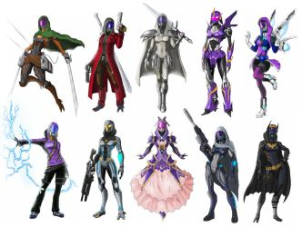 Imagery of Tali (x10) part3 by spaceMAXmarine