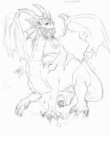 emily's dragon by big-trs