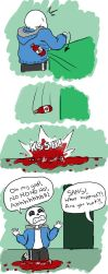 Undertale - Ketchup Comic by Megaseven