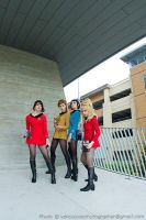 Four to Beam Up by Emmaliene