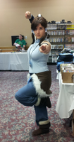 Zing! Photos - Korra by CatchMeKat