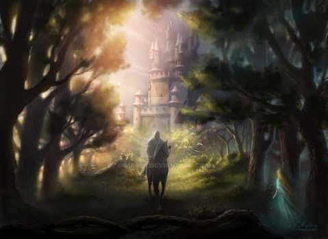 The Return by maril1