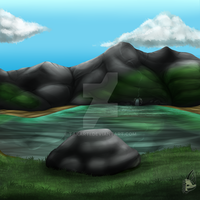 Background Test by Takarti